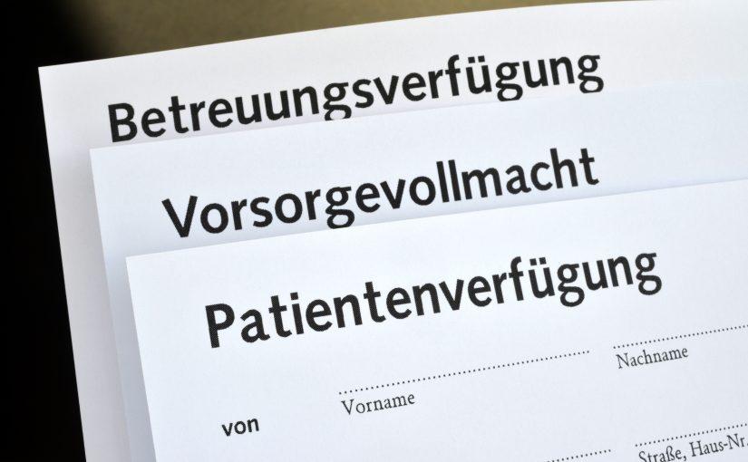 Eindeutige Formulierung in der Patientenverfügung bindet Betreuer und Gerichte