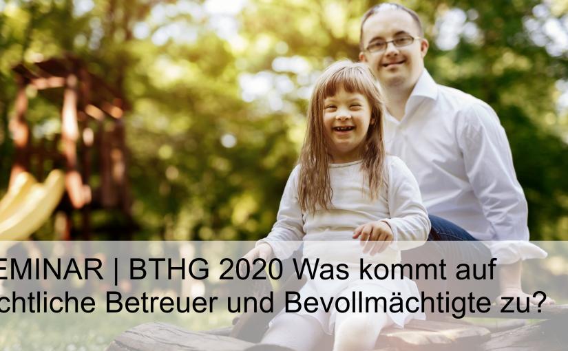 Seminar: BTHG 2020