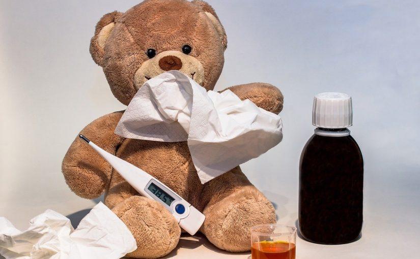 Länger Kinderkrankengeld